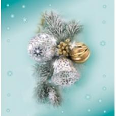 Felicitare de iarna  PDLux90601